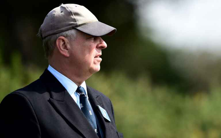 Royal Portrush considers new patron after Prince Andrew BBC interview