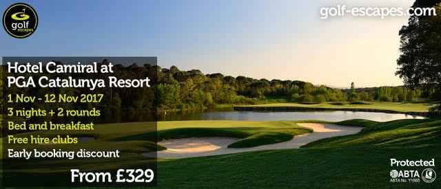 Top 5 Overseas Offers with Golf Escapes