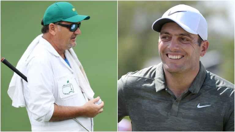 Francesco Molinari splits with caddie, hires Justin Rose's ex looper