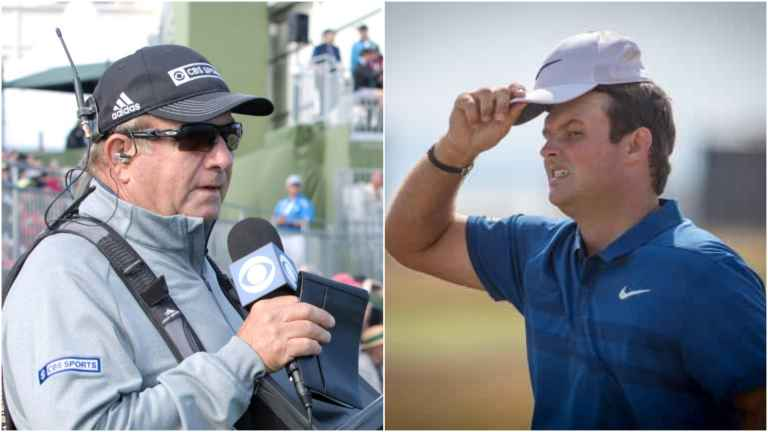 Patrick Reed dodges criticism from Brooks Koepka and Peter Kostis