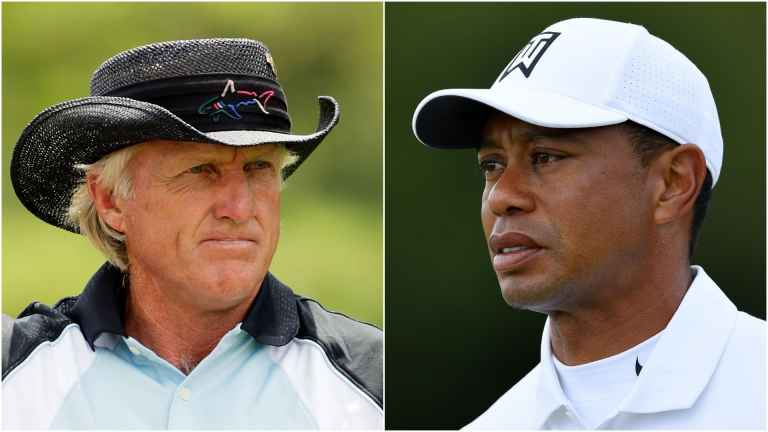 Greg Norman is FUMING Tiger Woods hasn't replied to his Masters letter