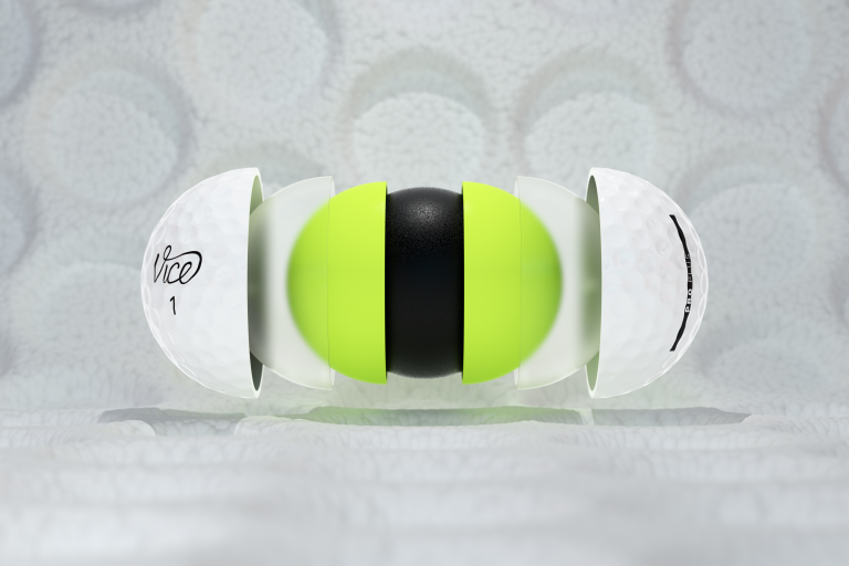 Vice Golf launches its 2020 golf ball lineup