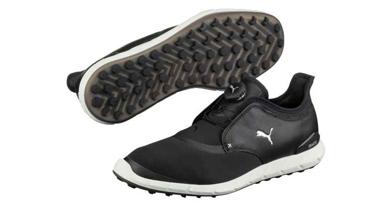 PUMA Ignite Spikeless Sport Disc shoes review