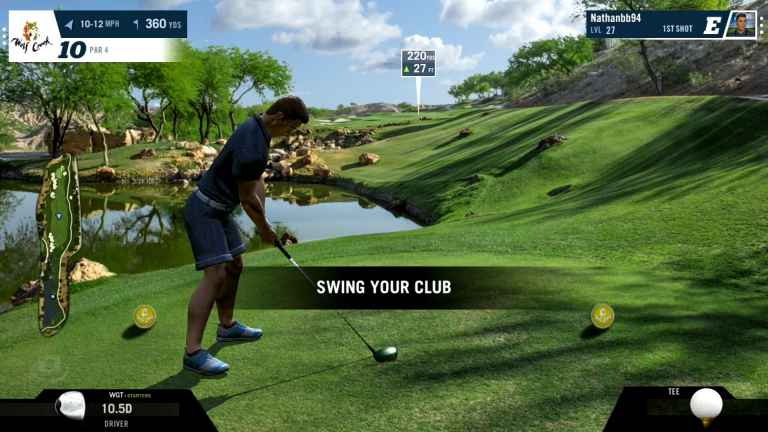 The perfect golf game to keep you sane during the coronavirus outbreak