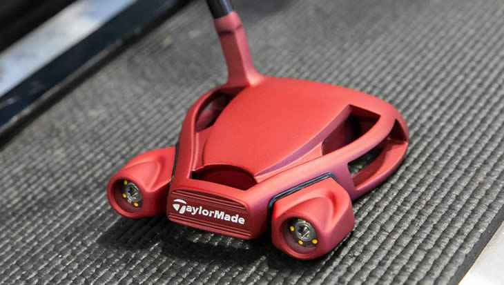 McIlroy set to use TaylorMade Spider Tour Red putter at US Open