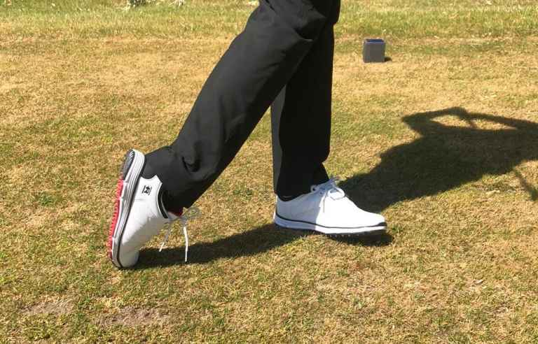 RIFE RF-02 Blade Spikeless Golf Shoes Review