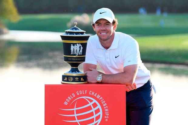 Rory McIlroy: What's in the bag of the WGC-HSBC Champions winner