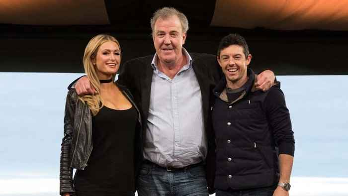 Rory McIlroy and Paris Hilton to star in new episode of 'The Grand Tour'
