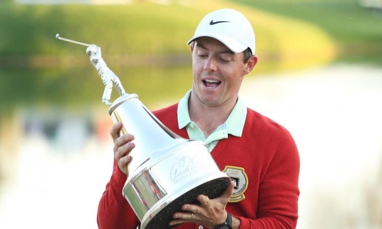 Rory McIlroy to make Hawaii debut in January on PGA Tour