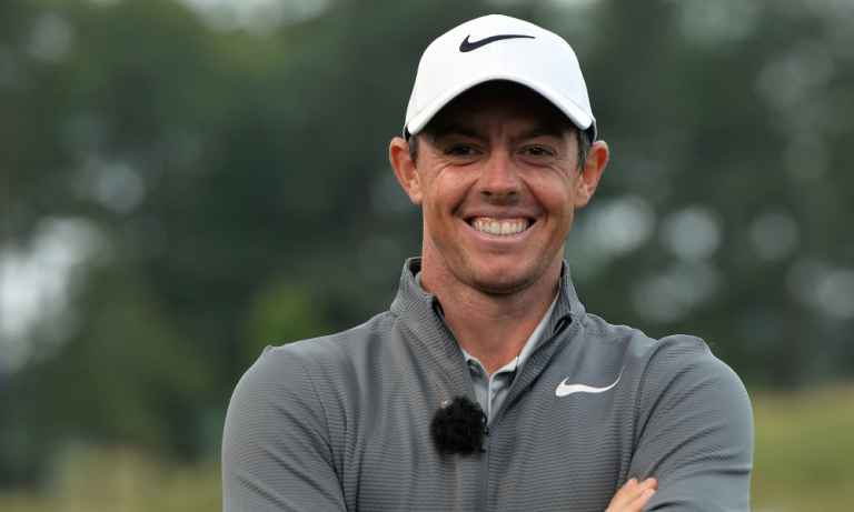 TaylorMade launches Rory McIlroy Junior Golf Sets