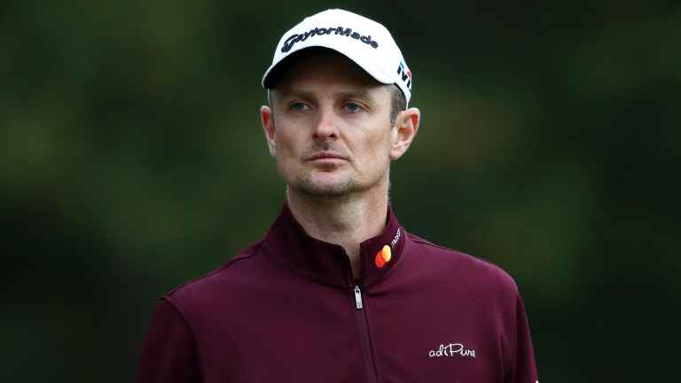 Justin Rose confident he can retain WGC-HSBC Champions
