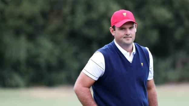 Patrick Reed gets RIPPED by golf fans on day one at Presidents Cup