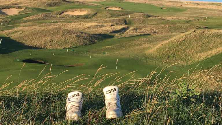 What's happening at Royal St George's now The Open is off until 2021?