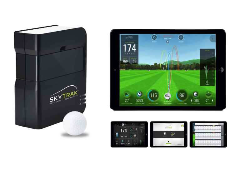 SkyCaddie launches Sky TV ad campaign for SkyTrak