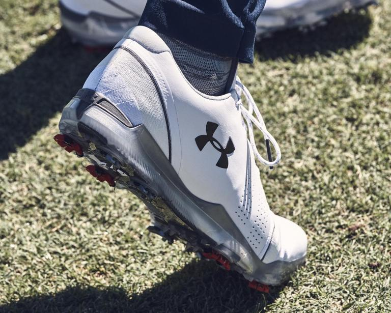 Under Armour launches the Spieth 3 golf shoe ... bcc6a95ae0d6