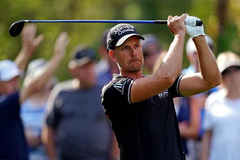 Henrik Stenson gets rid of famous Callaway 3-wood he's used since 2011