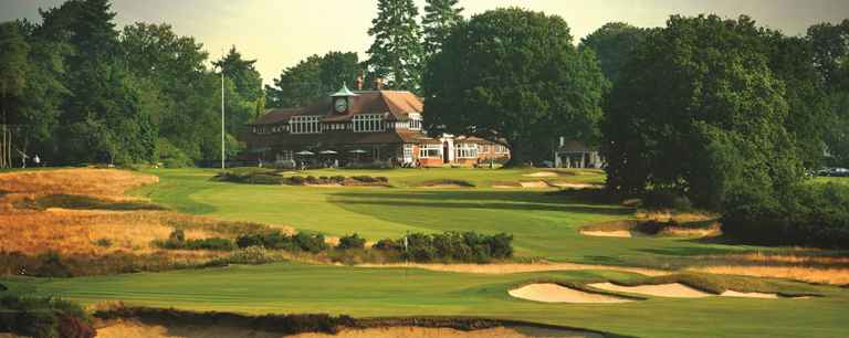 Golfer sues Sunningdale for KICKING HIM OUT for playing too much!