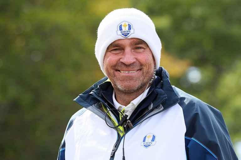 Thomas Bjorn named 2018 European Ryder Cup captain