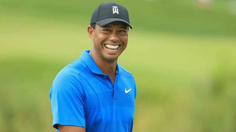 Tiger Woods, the TV show, coming soon...