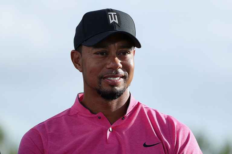 Tiger Woods: What's in his new bag