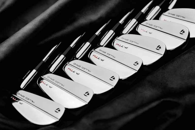TaylorMade releases Tiger Woods' P7TW irons to the market!
