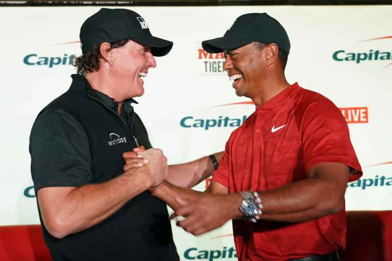 Tiger Woods and GolfTV to launch head-to-head series like 'The Match'