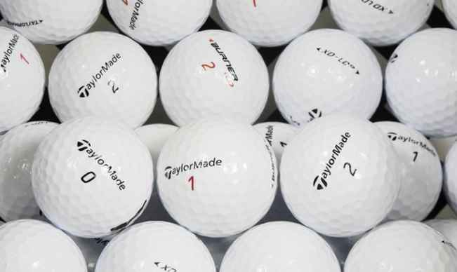Evolution of the TaylorMade golf ball