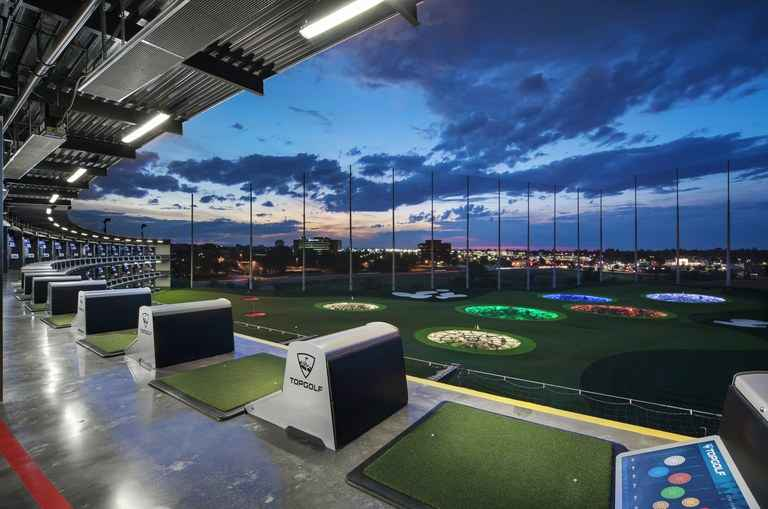 Topgolf strengthens partnership with England Golf