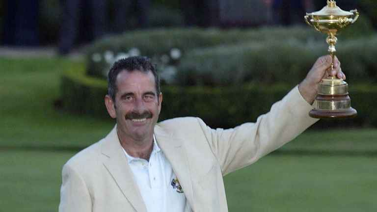 """Sam Torrance explains he's quit golf after """"losing love"""" for the sport"""