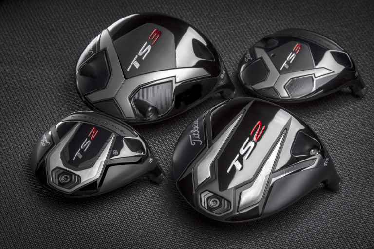 Titleist launches TS2 and TS3 drivers