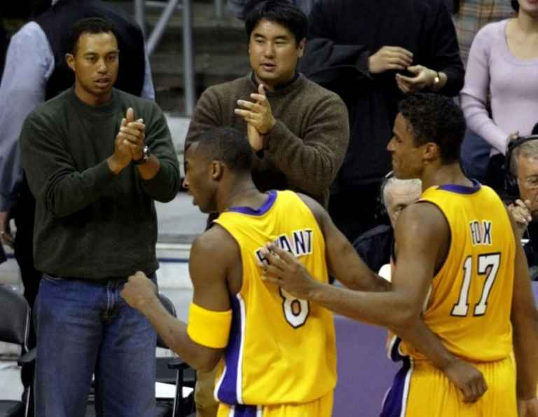 """Tiger Woods reacts to Kobe Bryant's passing: """"Life is very fragile"""""""