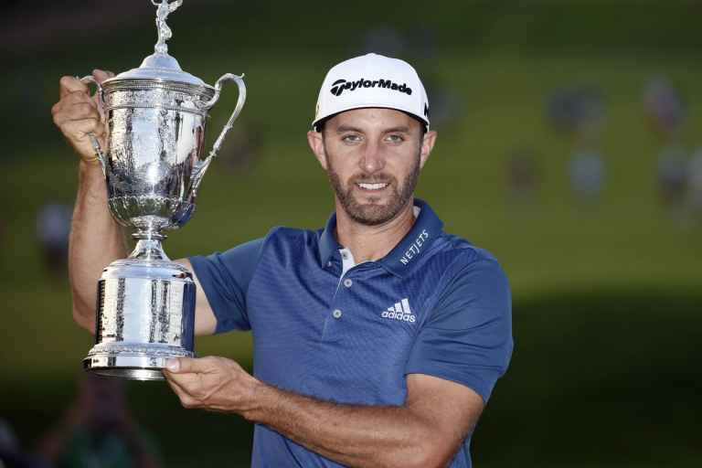 Why Dustin Johnson is the man to beat at the 2019 US Open...