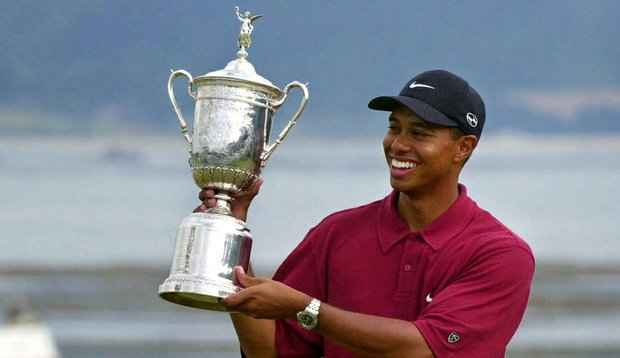 Tiger Woods 2000 U.S Open
