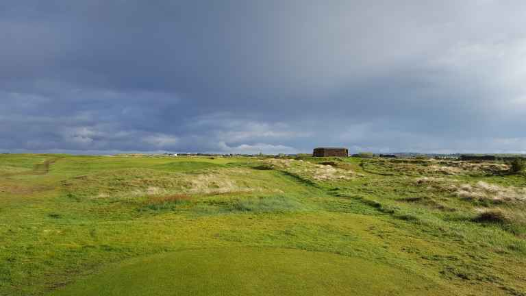 Royal Cinque Ports Golf Club review