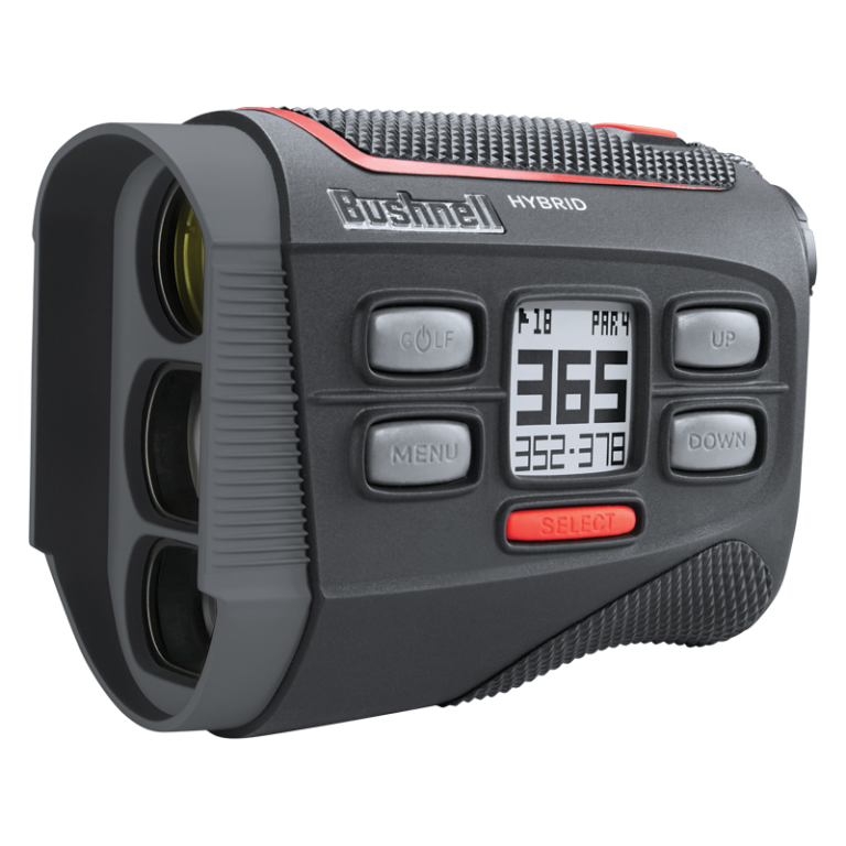Round-up of Bushnell's best rangefinders and GPS for 2018