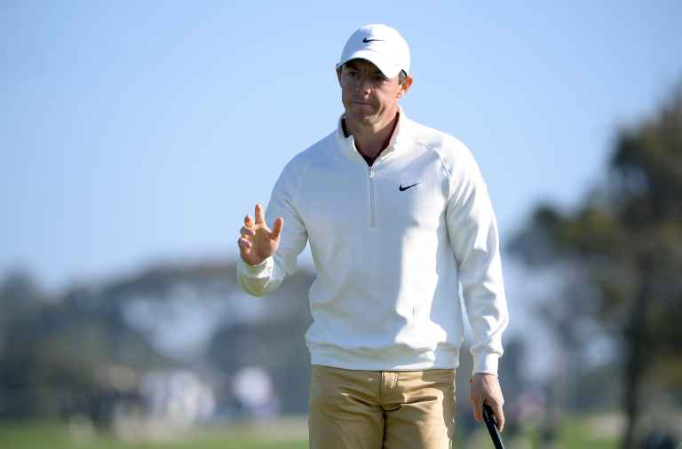 Rory McIlroy speaks out on driving distance report