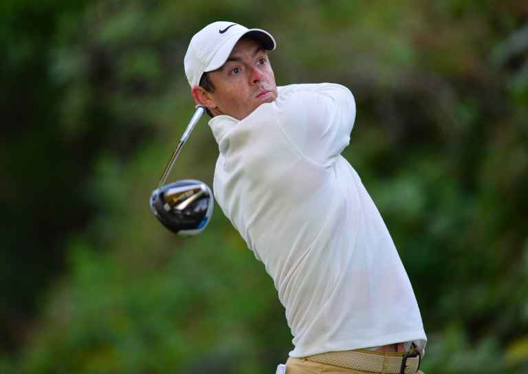 Rory McIlroy stars in Charles Schwab Challenge featured groups