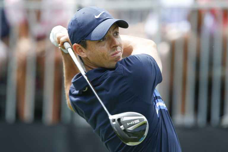 McIlroy back with TaylorMade SIM driver, switches to SIM Max 3-wood