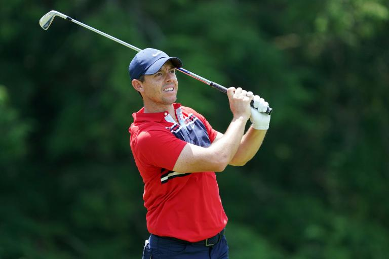 Rory McIlroy believes his form is much better than his results