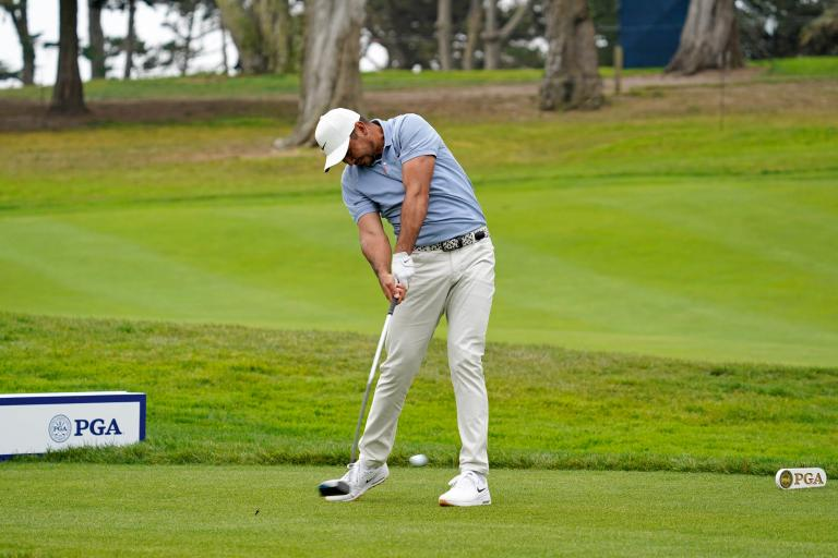 Brooks Koepka off to fast start at PGA, then burns Bryson DeChambeau