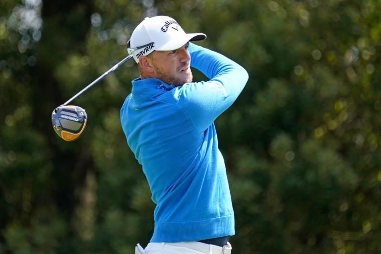 PGA Tour star Matt Wallace extends partnership with J.Lindeberg