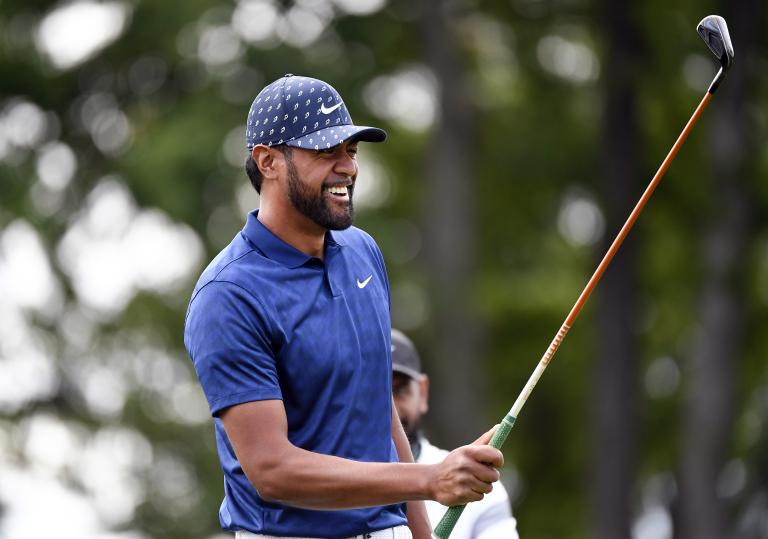 Tony Finau is being sued for million by a former business associate
