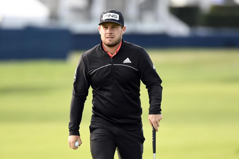 What's in Tyrrell Hatton's bag ahead of the BMW PGA Championship