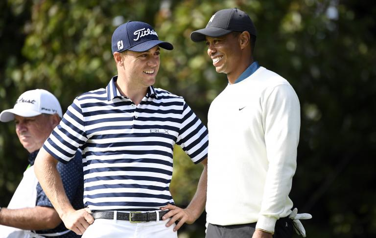 Tiger Woods vs Rory McIlroy in charity golf match this Tuesday