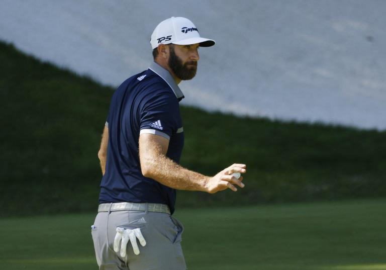 The Masters: What's in Dustin Johnson's bag at Augusta National