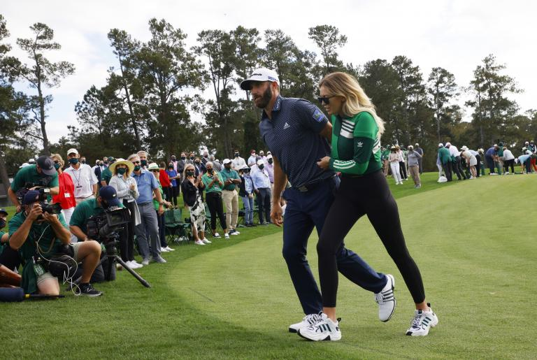 """Dustin Johnson says there is """"room for improvement"""" as he returns to PGA Tour"""