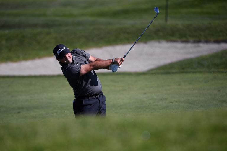 Patrick Reed feeling 'great' after embedded ball controversy at Torrey Pines