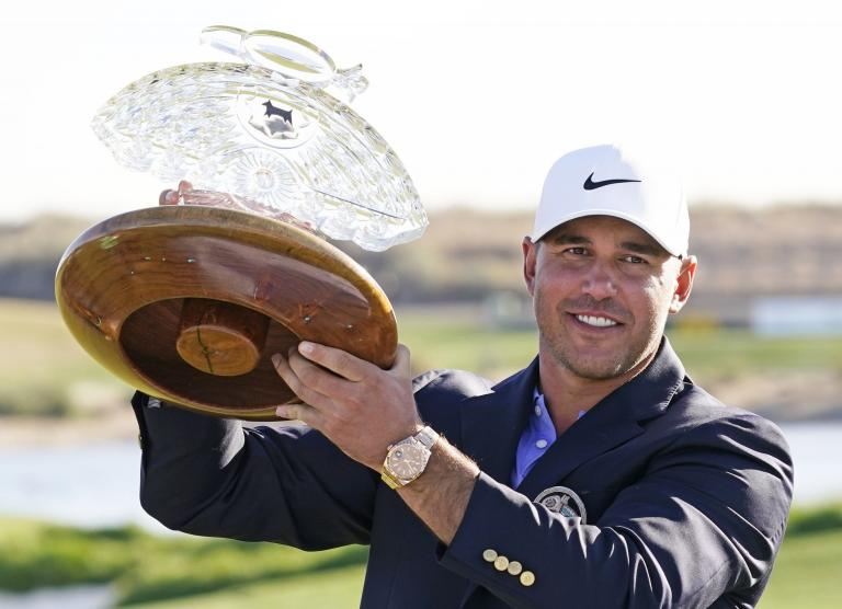 Brooks Koepka SNAPPED two sets of irons in anger prior to Phoenix Open win