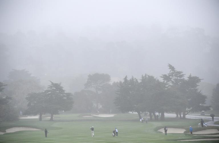Pebble Beach Golf Course VS GolfMagic   How hard are courses on the PGA Tour?