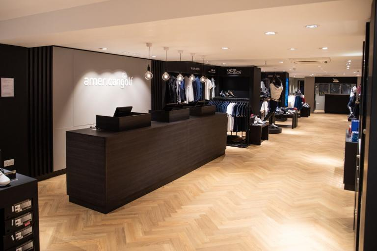 American Golf invests £500,000 and creates 20 jobs at flagship store